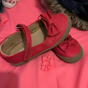 Toddler Red Shoes